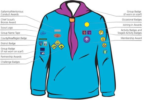 beaver-uniform