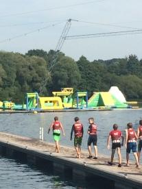 And the Aqua Park
